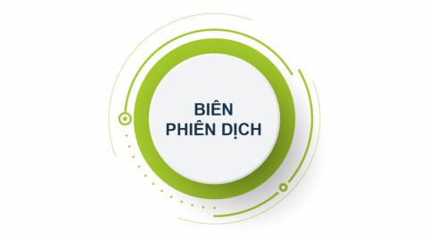 Biên - Phiên dịch