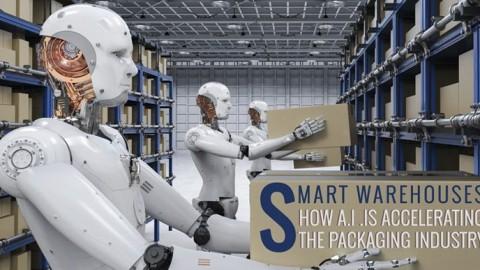 Ảnh hưởng của Robot đến các ngành nghề