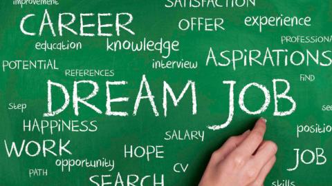 Cách để kiếm được công việc mơ ước và tìm ra sự nghiệp cho mình