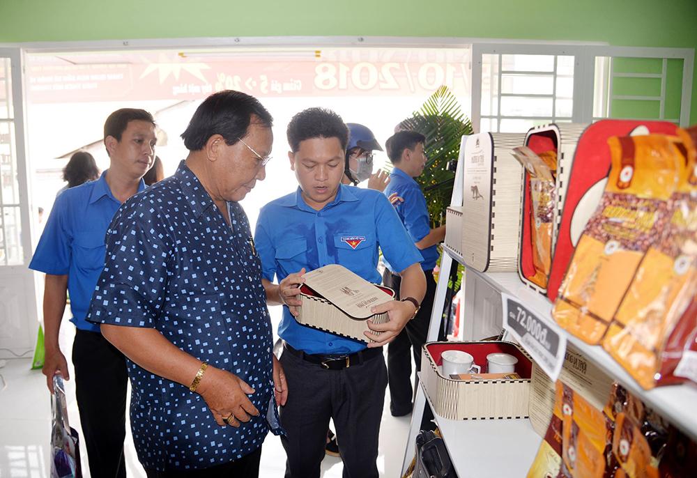 Trung tâm Hỗ trợ Thanh niên Khởi nghiệp tỉnh An Giang